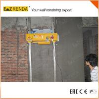 Cement Render Machine Automatic Wall Plastering Machine Three Phase Manufactures