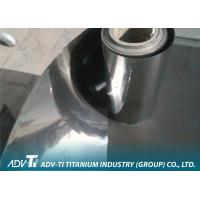 Quality Customized Titanium Alloy Sheet Corrosion Resistance For Mineral for sale