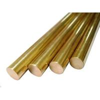 Quality C11000 C1720 Pure Beryllium Copper Rods For Cable , Round Copper Bar for sale