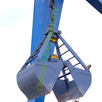 Durable Clamshell Mechanical Crane Grab Bucket Manufactures