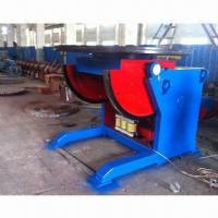 Welding positioner/turntable with capacity of 1.2/3/5T Manufactures