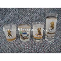 wholesale personalized mini wine glass shot glasses Manufactures