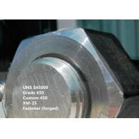 Custom 450 / XM-25 Corrosion Resistant Metals S45000 With Moderate Strength Manufactures