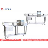 China High Sensitivity Conveyor Needle Food Grade Metal Detectors LCD Screen With Button on sale