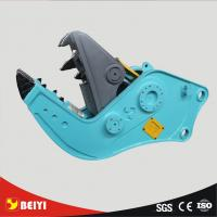 BEIYI hydraulic pulverizer attachments concrete breaker for Building Secondary Demolition Manufactures