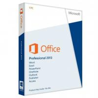 Digital Delivery Microsoft Office Professional Plus 2013 1 PC With English Version Manufactures