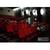 Luxury 3d Cinema Equipment High Definition Controller Pneumatic Manufactures