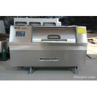 100 Kg Horizontal Drain Industrial Washing Machine With One Year Warranty Manufactures
