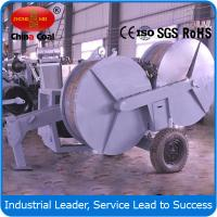 Overhead Power Line Stringing Machine Hydraulic Puller Manufactures