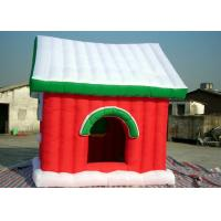 China XI-004 Inflatable Holiday Decorations Bouncy Jumping Castles For Children Playing on sale