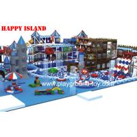LLDPE Indoor Playground Equipment For Toddlers With CE GS Eco-Friendly Manufactures