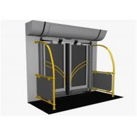 High Strength Pneumatic Bus Door Systems Rubber Lower Sealing  For City Bus