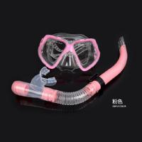 Good quality pVC and templed glass scuba diving mask and snorkel set  snorkling gear set 5 color OEM accept Manufactures