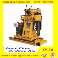 China Made Cheapest Popular Portable Soil Testing Drilling Rig XY-1A with SPT Equipment Manufactures