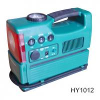 China DC12V Rechargeable Air Compressor on sale