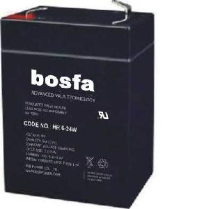 HR6-24W 6V 5ah 6V5ah High Rate Battery Manufactures