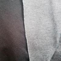Polyester/modal/spandex knitted denim fabric, suitable for pants and leggings Manufactures