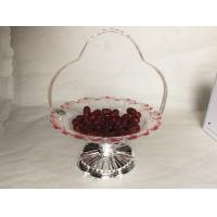 Sun flower shape candy bowl w/classic stand & elegant  (2) Manufactures