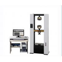 Tensile Universal Testing Machine / Strength Testing Machine For Leather Rubber Plastic Manufactures