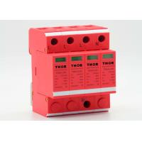 China Electric Type 2 Surge Arrester , 440V  40KA Lightning Surge Protection Devices on sale