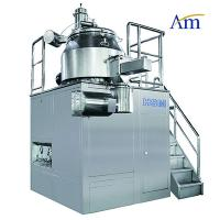 China HSM25-1000 High-platform Pharmaceutical Granulation Equipments With In-line Mill HSM High Shear Mixer Wet Granulator on sale