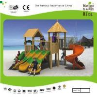 Wooden Playground (KQ10152A) Manufactures