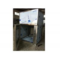 DOP Dynamic Air Shower Pass Box For Biological Pharmaceutical , ISO Manufactures