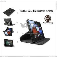 for Blackberry Playbook Rotatable 360 Degree Litchi Pattern Leather Case Manufactures