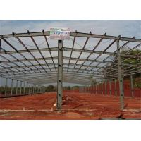 Quality Low Cost Quick Build Prefabricated Steel Structure Warehouse for Sale for sale
