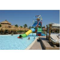 Closed Water Slide For Kids