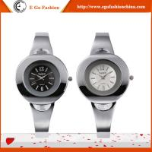 China YQ04 Round Dial Watch Dress Watches Gift Box Fashion Office Lady Watch Quartz Analog Watch on sale