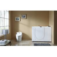 PU Pillow Walk In Bath And Shower 220-240V Power Anti Deformation / Wear / Corrosion Manufactures