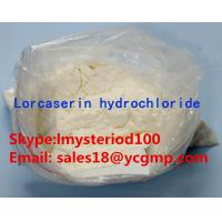 Medical Grade Weight Loss Steroids 846589-98-8 Lorcaserin Hydrochloride 99% Min Powder Manufactures