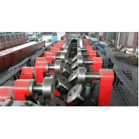 Automatic Change Size CZ Purlin Roll Forming Machine With 15 Groups Main Rollers Manufactures