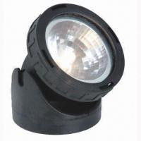 Pond/Garden Halogen Light, Water-resistant, Plastic Housing Manufactures
