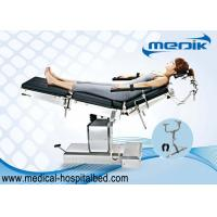 China Electric Medical Hospital Surgical Operation Table For Cerebral Patient on sale