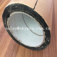 China Strong Adhesive Kraft Paper Butyl Rubber Sheeting Roll Sound Absorbing Damping on sale