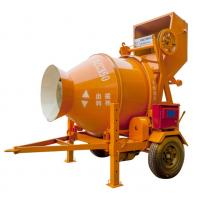 Simple to Handle Concrete Mixing Machine for Construction Manufactures