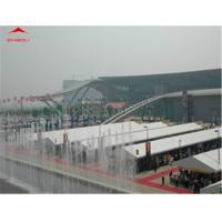 Transparent Luxury Outdoor Wedding Tent For 1000 People Customized Size Manufactures