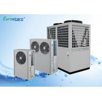 10KW EVI Air Source Heat Pump Cold Weather Heat Pump Anti Freeze Manufactures