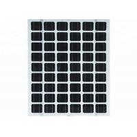 High Absorption BIPV Solar Panels With MC4 Compatible Connector Manufactures