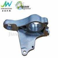 Quality Metal Die Cast Aluminum Alloy Motor Mount Bracket with Abrasive Blasting Surface for sale
