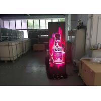 Indoor Standing alone Ultra Slim Full Color Digital Screen LED Poster Display Manufactures