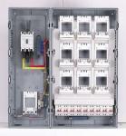 Energy Measuring SMC Meter Box Rustproof / Indoor Fiberglass Meter Box 1066*800*180mm Manufactures