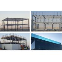 Buy cheap light weight cheap steel structure house metal buildings in USA from wholesalers
