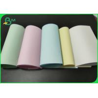 China Receipts Invoice Printing Paper 55gsm Computer Printing Paper on sale