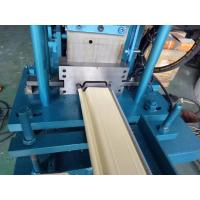 China 380v 50hz Rolling Shutter Making Machine , Automatic Shutter Door Machine on sale