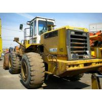 Used KAWASAKI 90Z-II Wheel Loader Made in Japan Manufactures