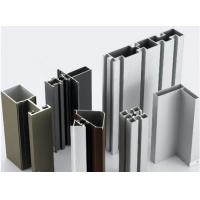 Anodized Aluminium Extrusion Profile / With Cutting / Drilling / CNC Machining Manufactures