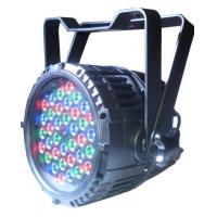 36pcs 3w IP65 Rgb / RGBW LED Par Can Light Outdoor Stage Lighting AC 110V - 240V Manufactures